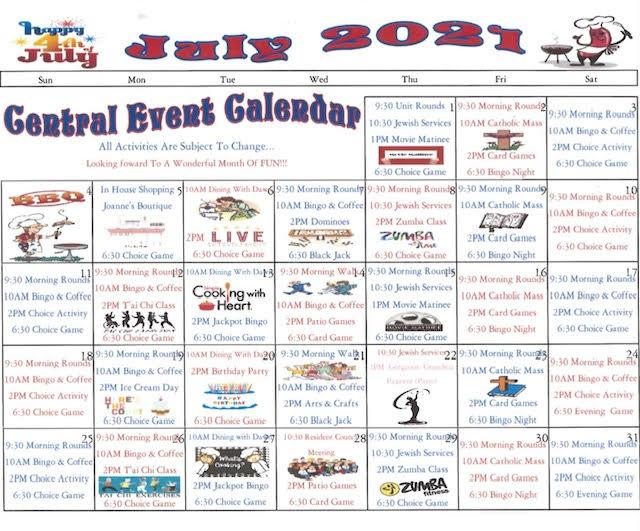 Staten Island May 2021 Event Calendar